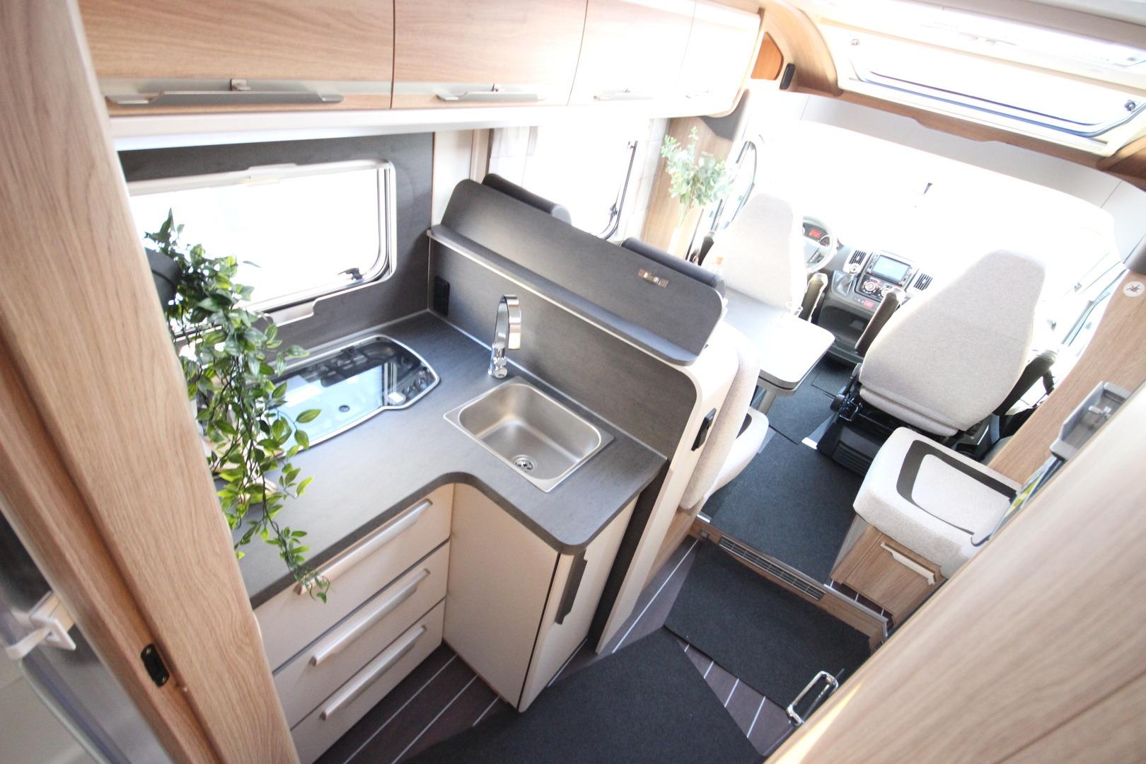 KNAUS SKY Ti 700 MX Platinium Selection